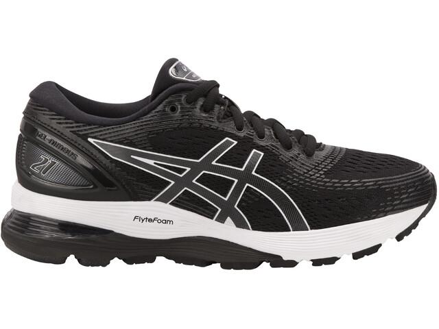 3573ab2b asics Gel-Nimbus 21 Shoes Women black/dark grey